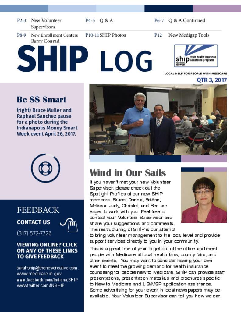 SHIP Log 3-17