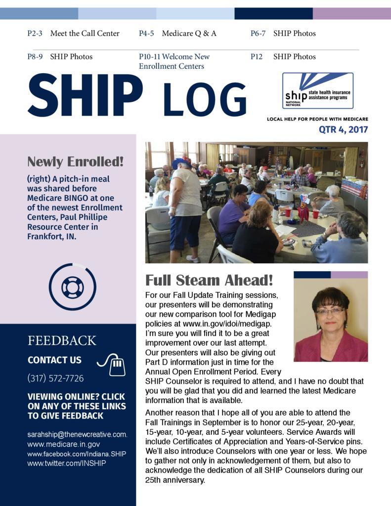 SHIP Log 4-17